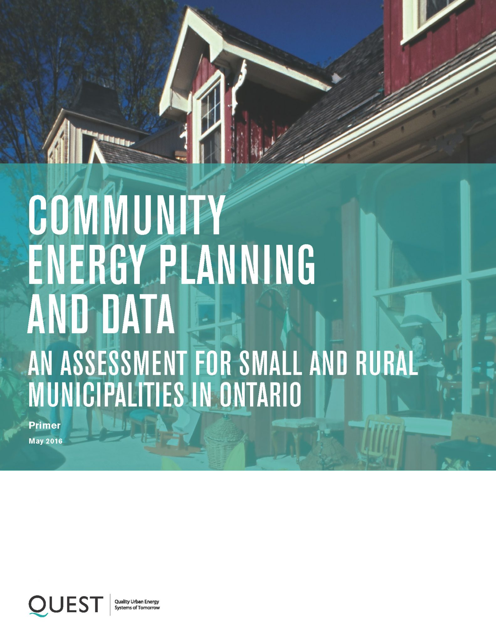 Community Energy Planning and Data