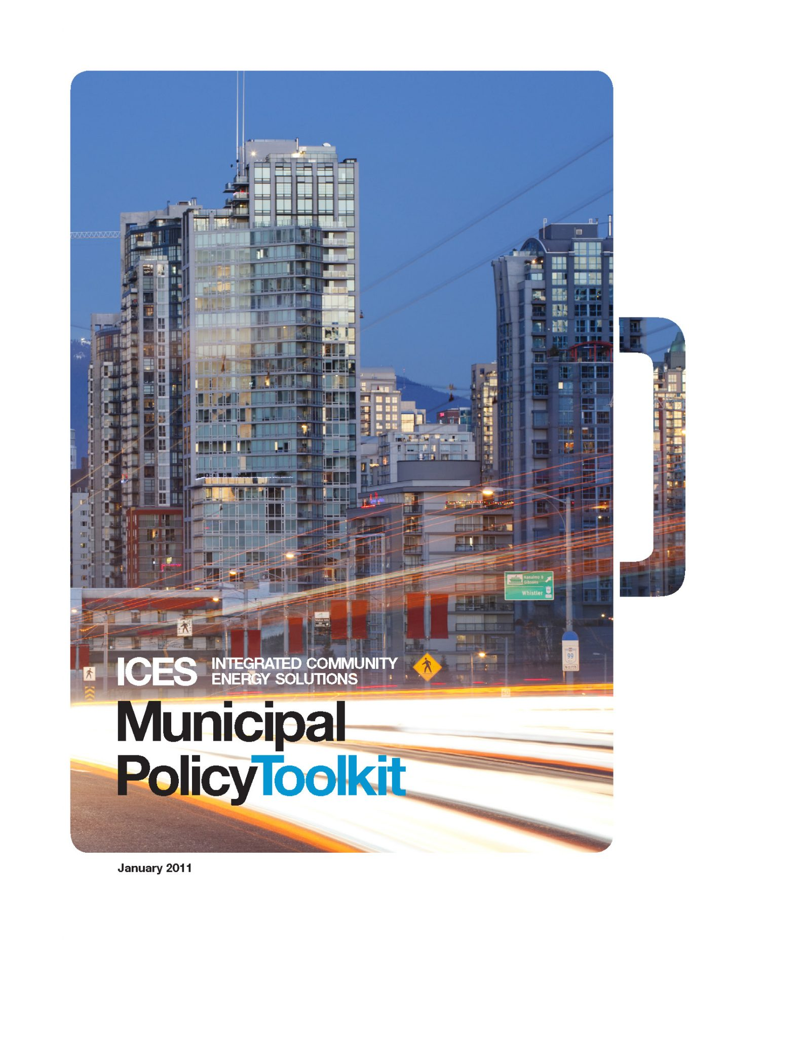 Integrated Community Energy Solutions Municipal Policy Toolkit