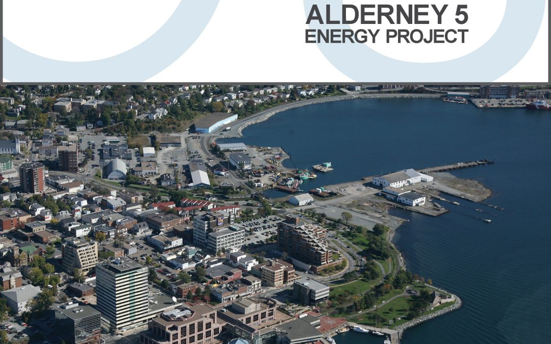 Alderney 5 Energy Project
