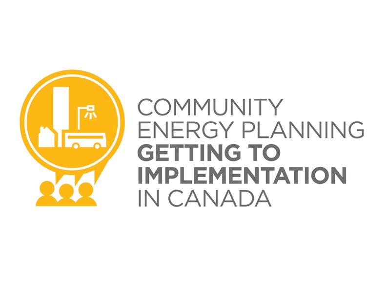 Enabling Community Energy Plan Implementation in New Brunswick