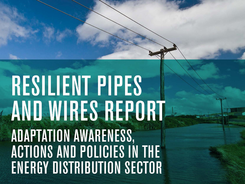 Resilient Pipes and Wires