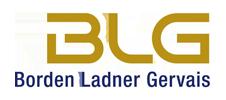BLG Borden Ladner Gervais