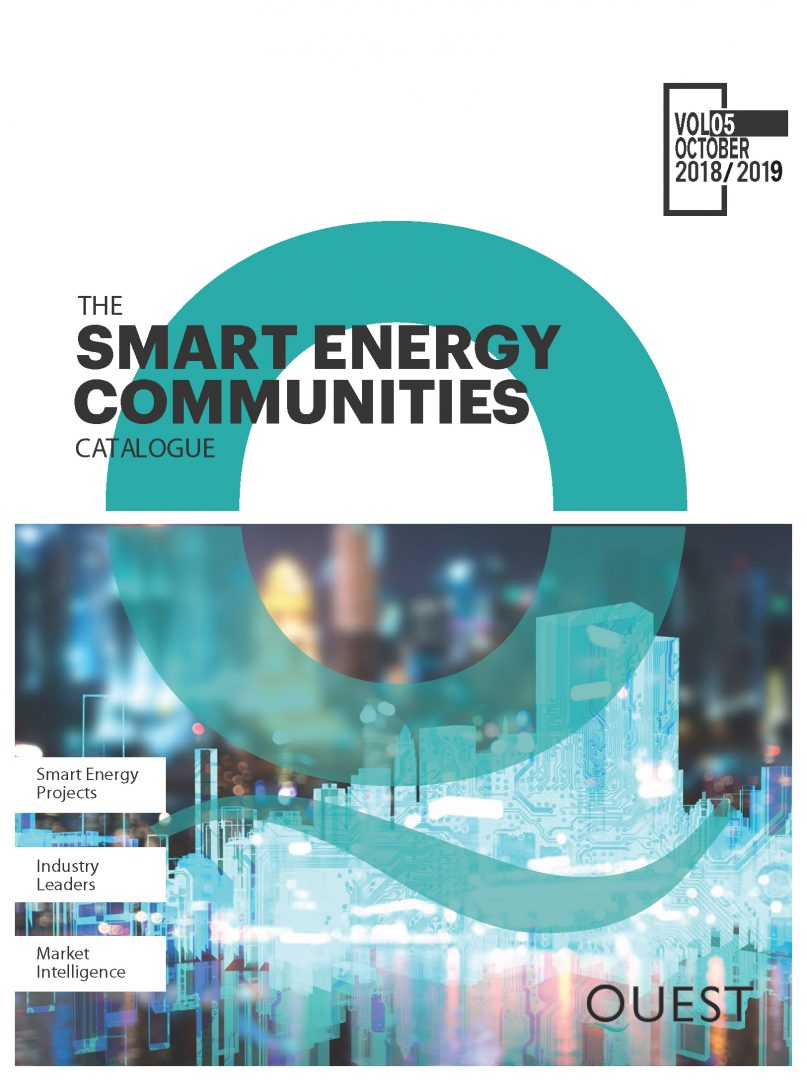 VOL 5 2018-2019 The Smart Energy Catalogue (FALL UPDATE)