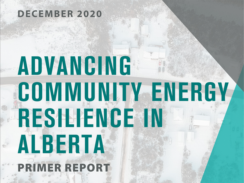 Planning for Resilient Energy Infrastructure in Alberta