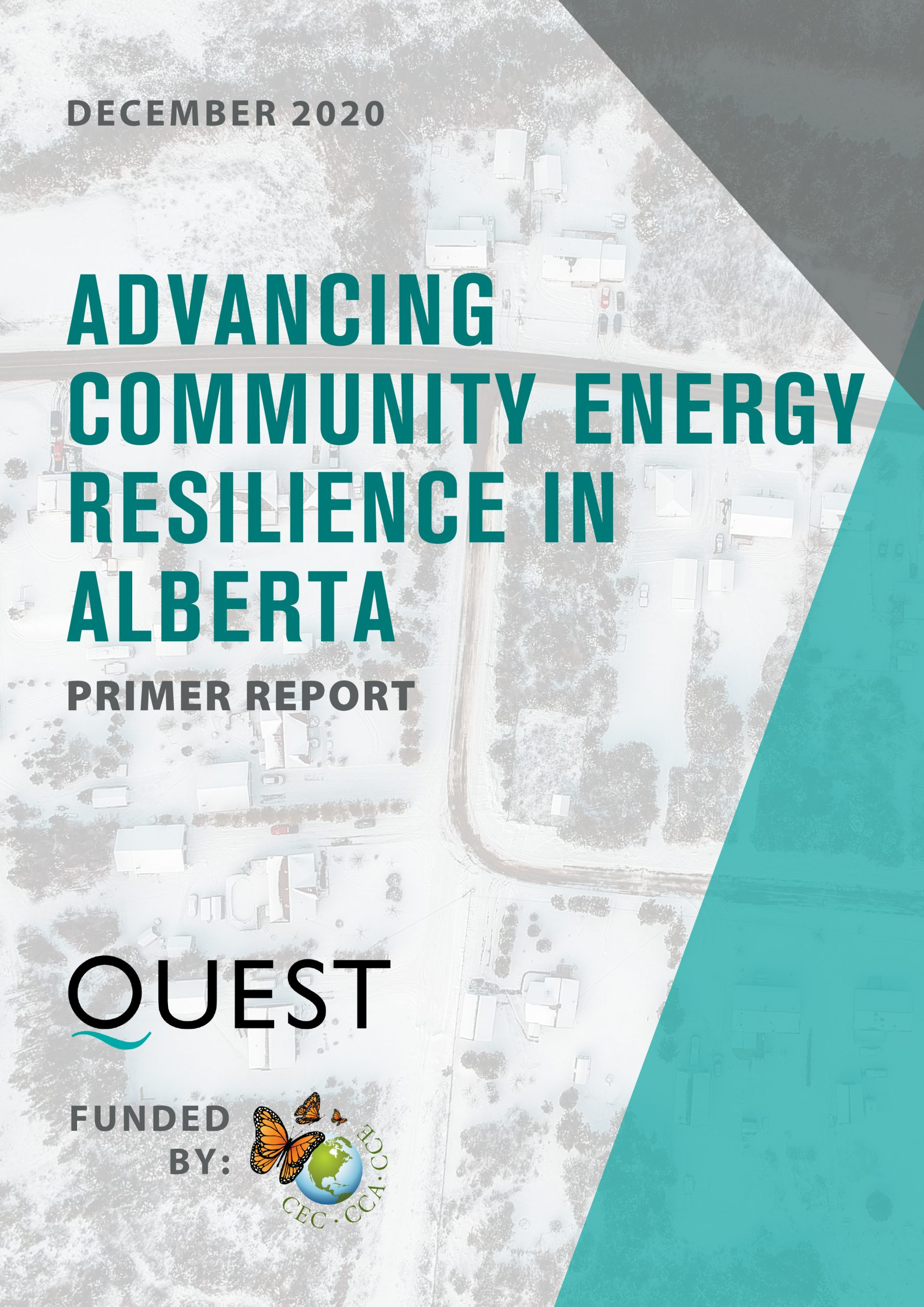 Advancing Community Energy Resilience in Alberta - Primer report