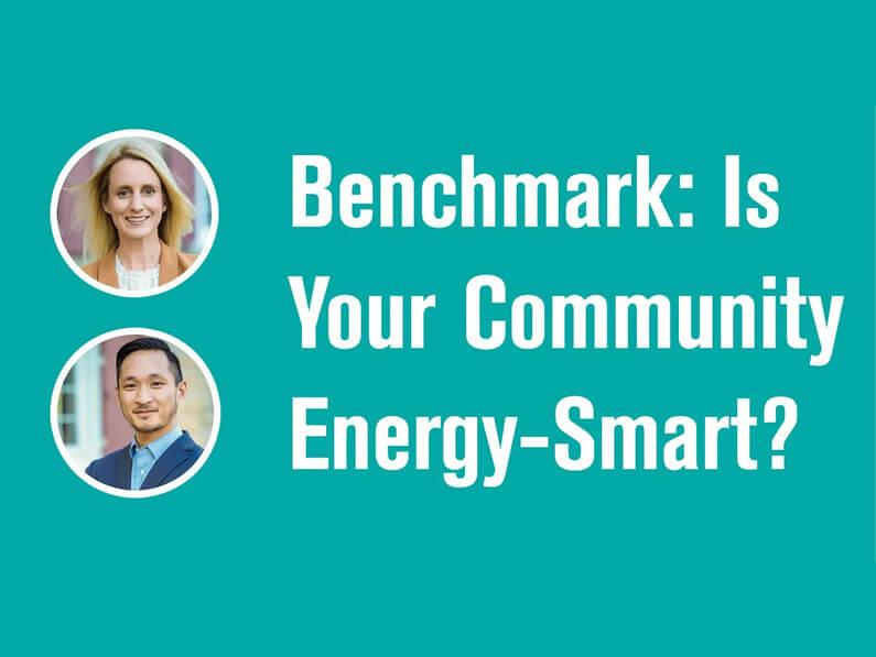Benchmark: Is Your Community Energy-Smart?