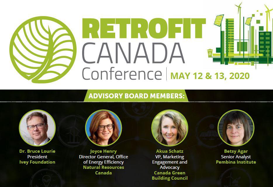 Retrofit Canada conference