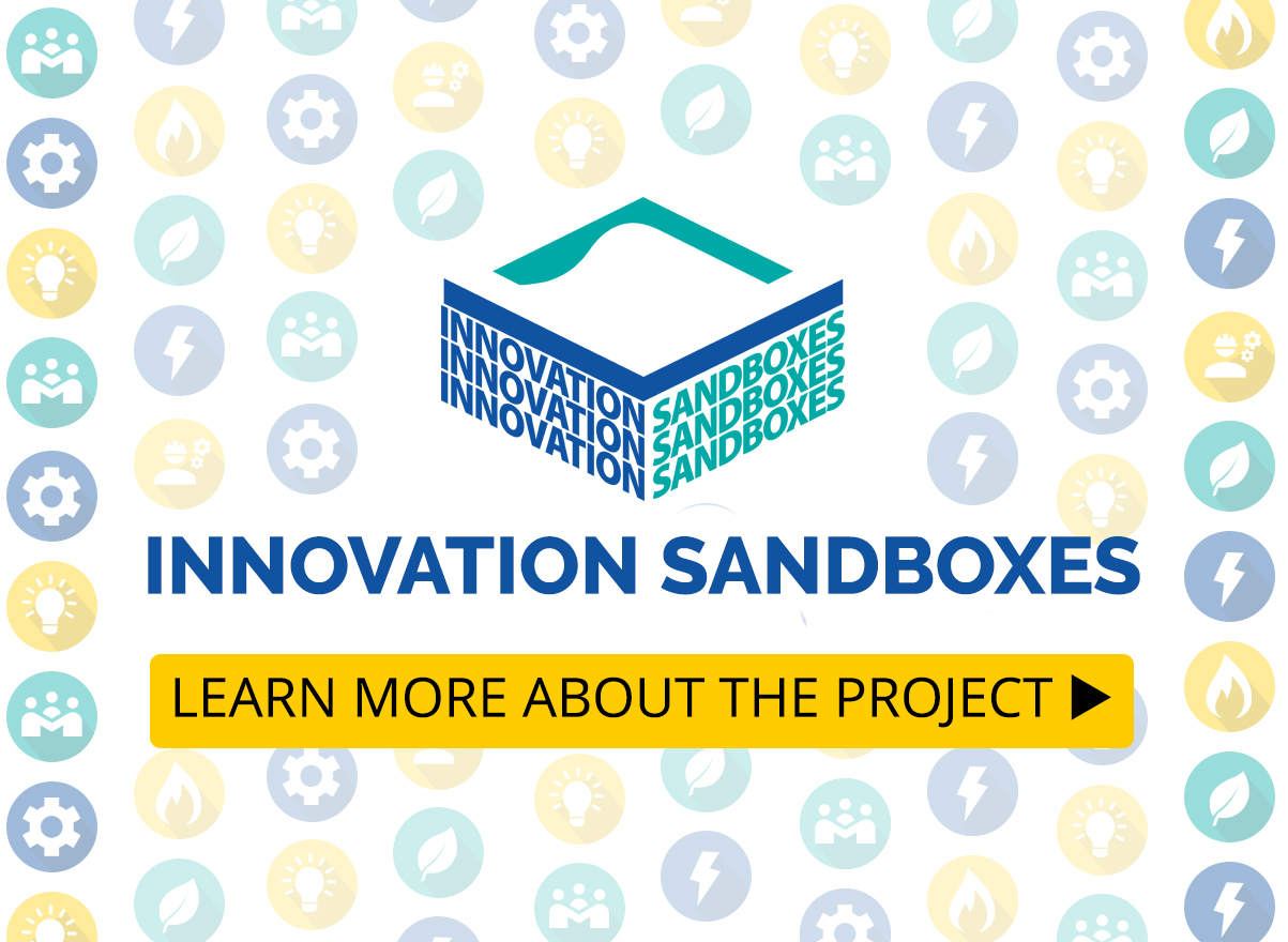 Innovation Sandboxes
