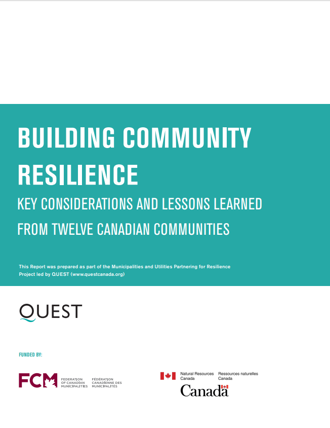 Community Resilience Reports