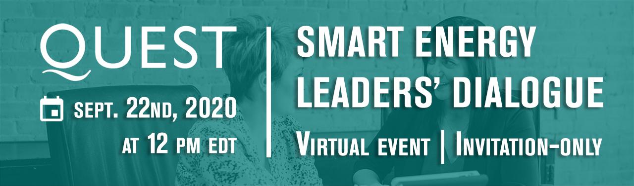 Smart Energy Leaders'Dialogue September 2020