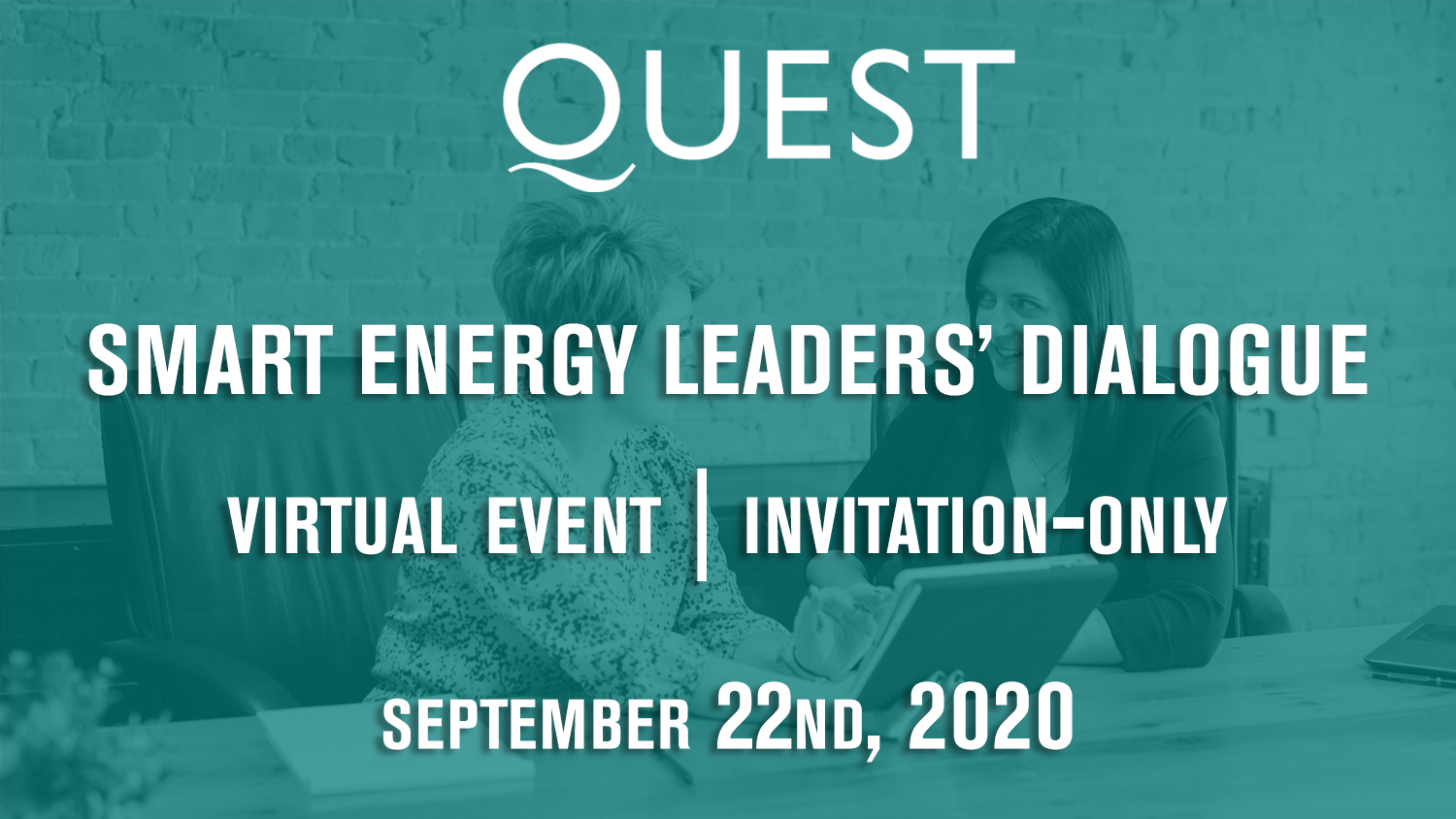 Smart Energy Leaders'Dialogue September 2020