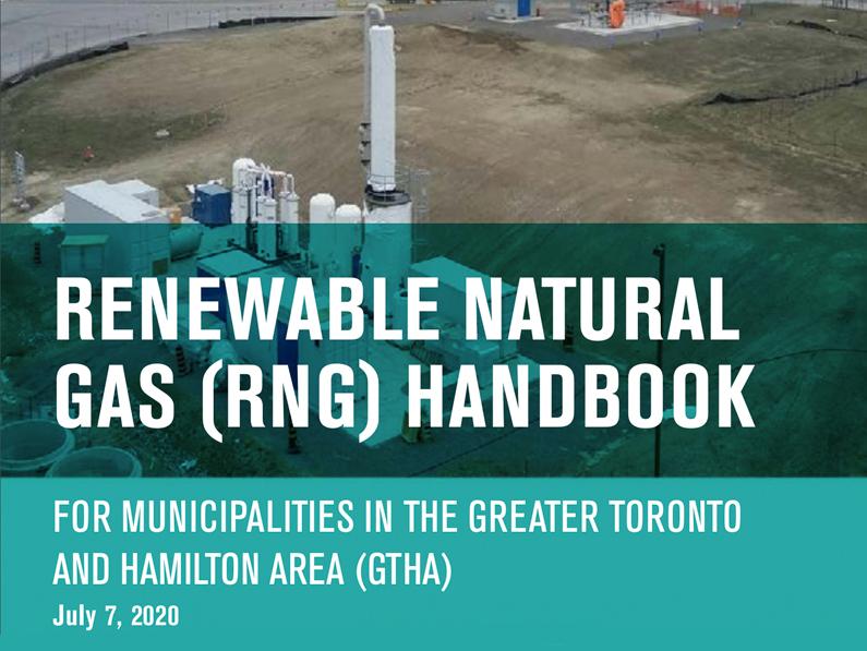 Renewable Natural Gas (RNG) Handbook for GTHA