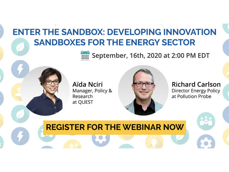 Enter the Sandbox: Developing Innovation Sandboxes for the Energy Sector
