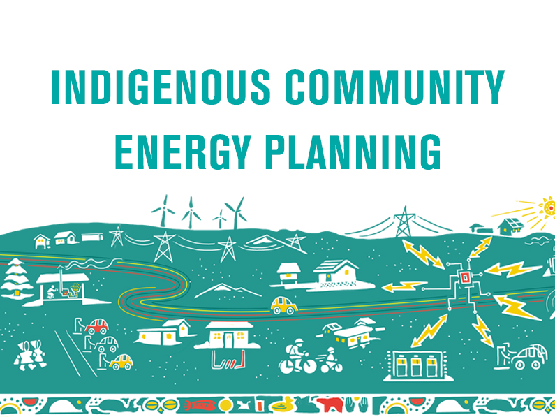 Support for Indigenous Community Energy Planning
