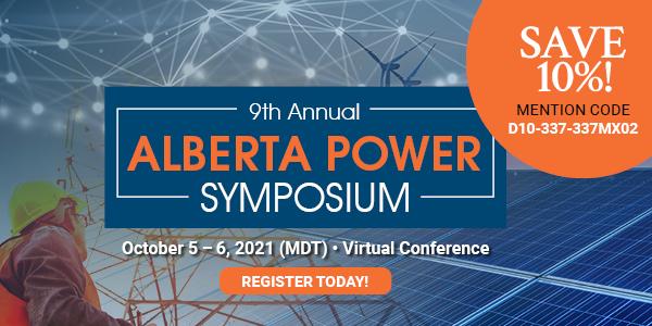 9th ANNUAL Alberta Power Symposium