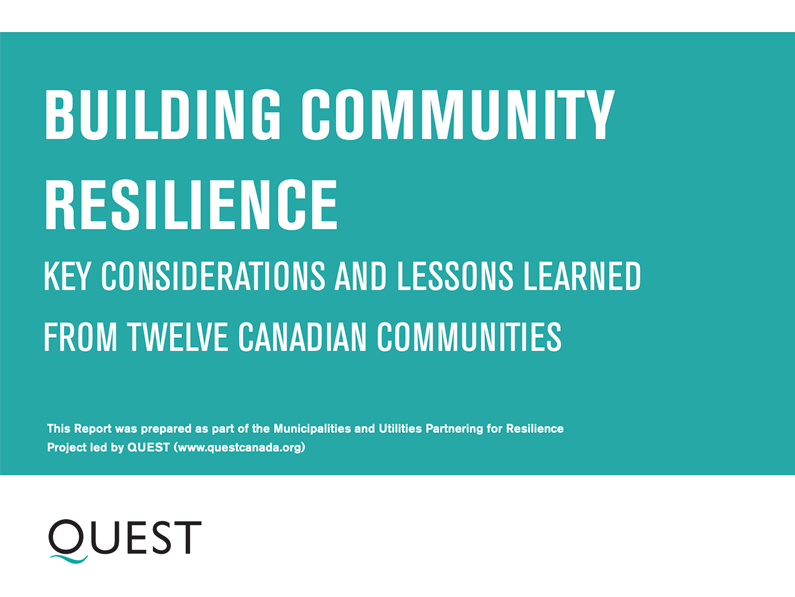 Building Community Resilience Key Considerations And Lessons Learned From Twelve Canadian Communities