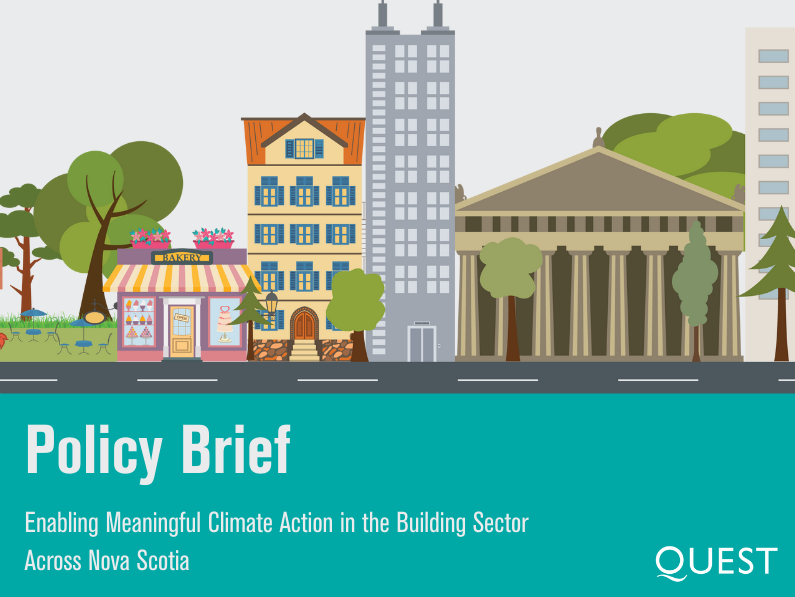 Enabling Meaningful Climate Action in the Building Sector Across Nova Scotia